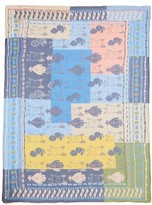 Yigal Azrouel Women's Bulldog Print Modal & Cashmere Scarf