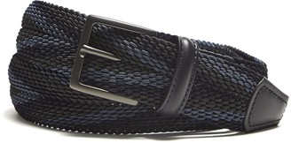 Andersons Stripe Woven Elastic Belt
