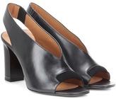 Acne Studios Abbie leather pumps