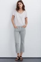 Kendall Skinny Flare Crop