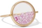 Aurelie Bidermann Chivor 18-karat Gold Sapphire Ring - 54