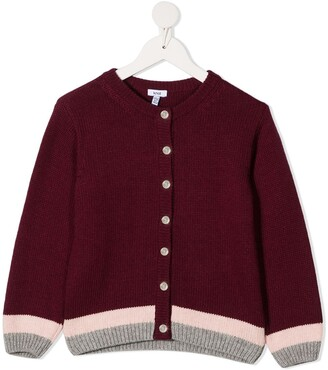 Knot Airi knitted jacket
