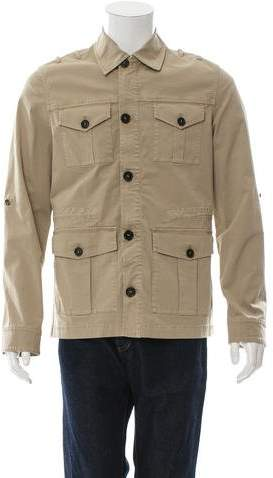 Michael Bastian Twill Utility Jacket w/ Tags