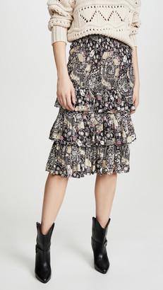 Etoile Isabel Marant Cencia Skirt