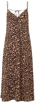 Baum und Pferdgarten Astra Leopard Slip Dress