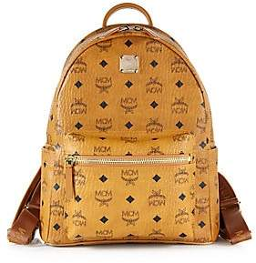 MCM Women's Small Stark Visetos Backpack