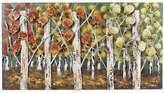 Sterling ''Autumn Birch'' Metal Wall Decor
