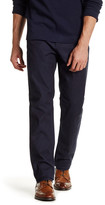 "Perry Ellis Stretch Novelty Straight Leg Jean - 30-34"" Inseam"