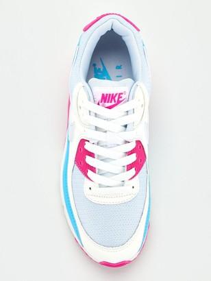 Nike Air Max 90 - Grey/Pink