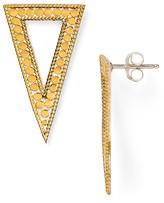 Anna Beck Triangle Drop Earrings