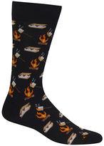 Hot Sox Smores Crew Socks
