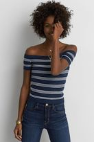 American Eagle Outfitters AE Off-The-Shoulder Sweater