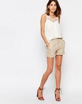 Vila Relaxed Chino Shorts