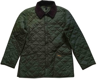 Barbour Green Jacket for Women