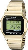 Timex Men's #T78677 Classic Digital Expansion Band Watch