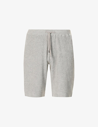 Sunspel Relaxed-fit cotton-jersey shorts