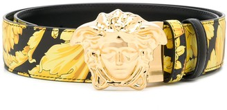 Versace Medusa buckle baroque belt