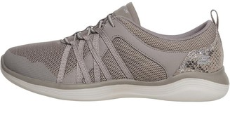 Skechers Womens Envy Glam News Taupe