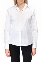 Pietro Brunelli Camj Spread Collar Maternity Shirt