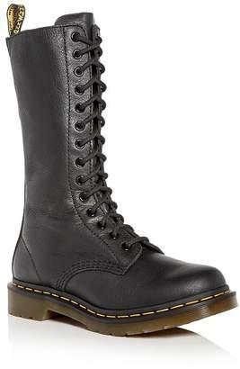 Dr. Martens Women's Virginia Combat Boots