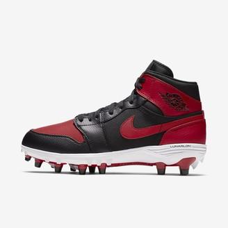 Nike Men's Football Cleat Jordan 1 TD Mid