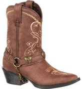 Durango Western Boots Girls Crush Kid Heartfelt DBT0136