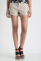 Level 99 Linen Trouser Shorts