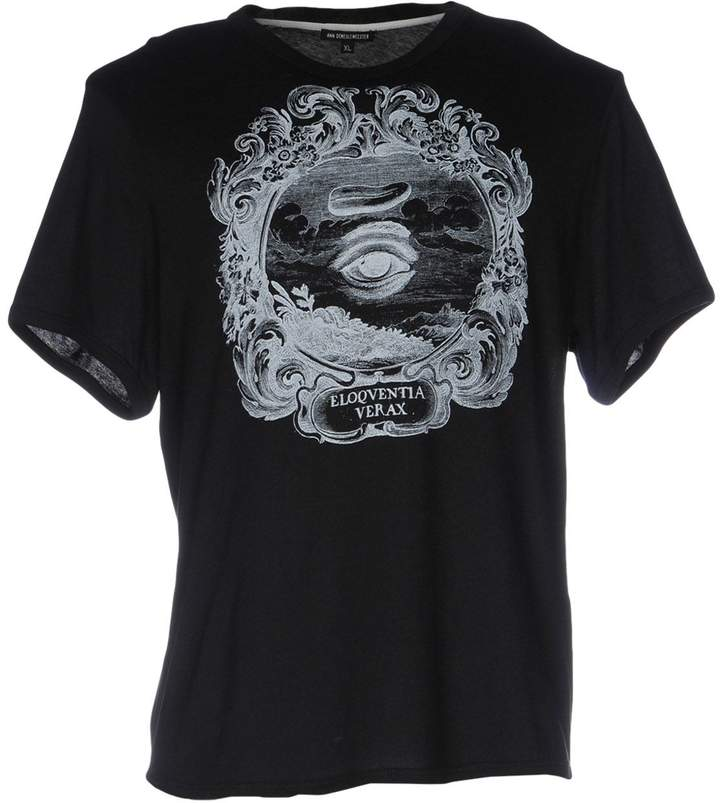 Ann Demeulemeester T-shirts - Item 12069070