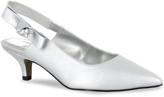 Easy Street Shoes Arden Women's Slingback Pump Heels