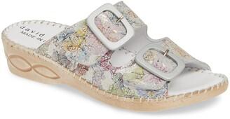 David Tate La Vida Slide Sandal