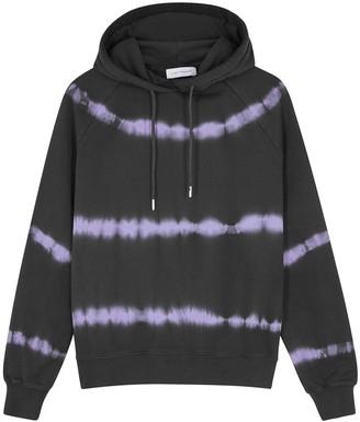 Ninety Percent Black Tie-dyed Organic Cotton Sweatshirt