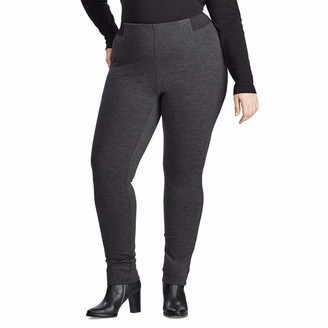 Chaps Women's Plus Size Skinny fit Ponte Legging