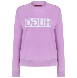 HUGO BOSS Reversed Logo Sweatshirt