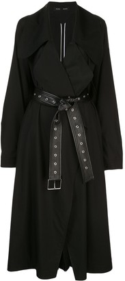 Proenza Schouler Parachute Suiting Coat