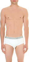 Calvin Klein Stretch-cotton briefs pack-of-two