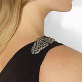Ralph Lauren Woman Embellished Matte Jersey Dress