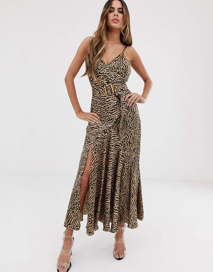 c0da6a6a6376 Bias Cut Maxi Dress - ShopStyle UK