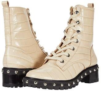 Schutz Andrea (Almond Buff) Women's Boots