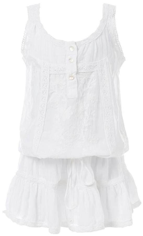 Melissa Odabash Jaz Dress White