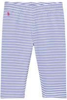 Ralph Lauren Blue Stripe Leggings