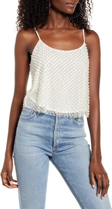 Endless Rose Beaded Camisole