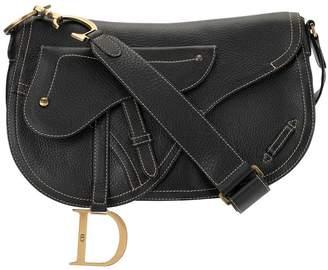 Christian Dior Pre-Owned Saddle crossbody bag