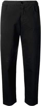 Barena cropped slim-fit trousers