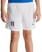 Puma Italy Home 2016 Shorts Junior