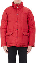 Aspesi MEN'S QUILTED PUFFER JACKET-RED SIZE XL