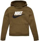 Nike Sportswear Club Fleece Hoodie - Khaki