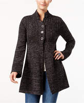 Style&Co. Style & co. Fit & Flare Cardigan Jacket, Created for Macy's