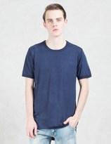Factotum C/R Overdyed S/S T-Shirt