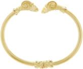 Ram gold-plated bracelet