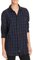 Rag & Bone Boyfriend Plaid Shirt